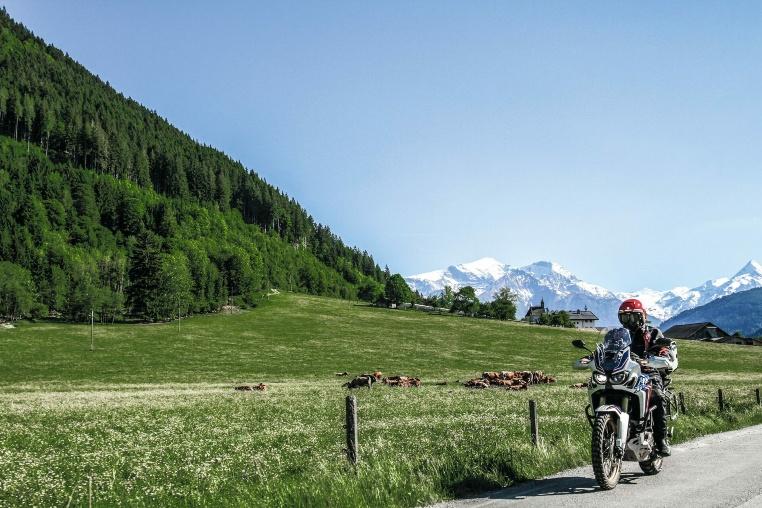 Schlösserrunde Salzburger Land