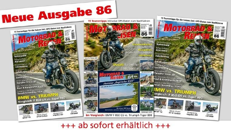 Die neue Ausgabe M&R 86