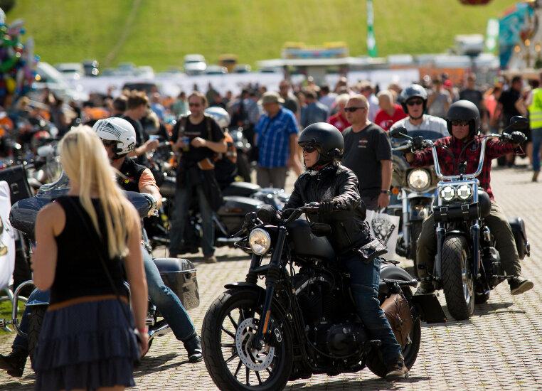 Im Osten viel Neues - Harley Days Dresden