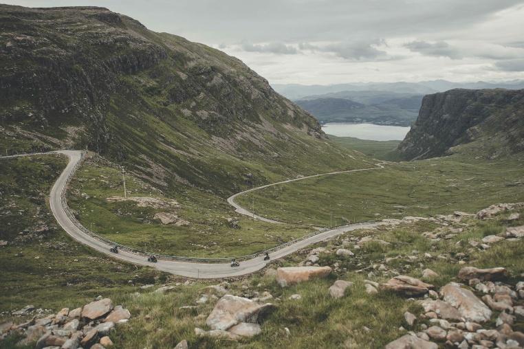 The Great Mile - 2.000 Kilometer durch Großbritannien