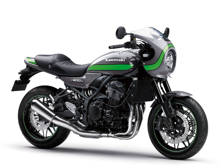 Z900RS CAFE in neuer Farbe
