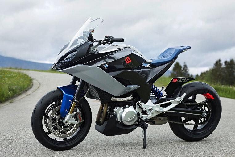BMW Konzeptbike 9cento