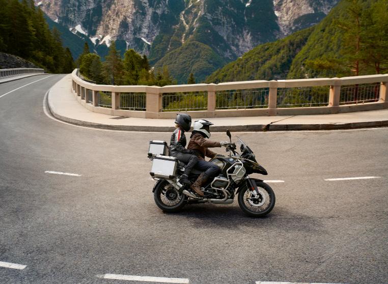 Kaum ein Weg scheint unerreichbar mit der BMW R 1250 GS Adventure
