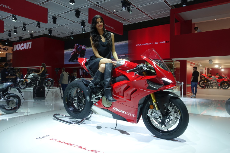 Ducati Panigale V4 R - 221 PS starkes Rennmotorrad für die Straße