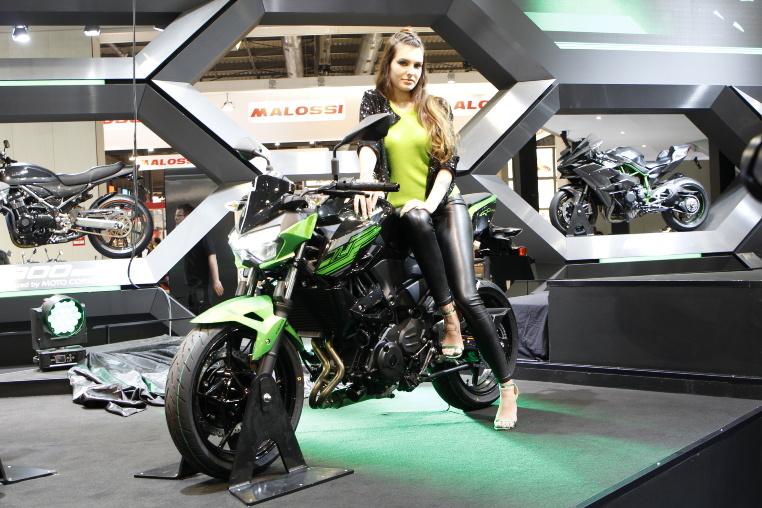 Die neue Kawasaki Z400
