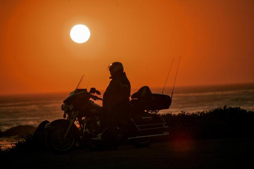 In Santa Monica, am Endpunkt der Route 66, nehmen wir Abschied.