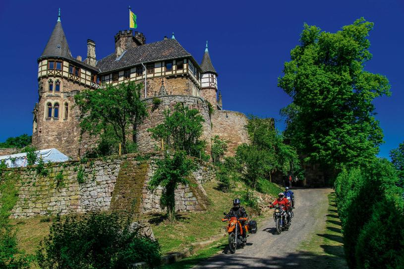 Schloss Berlepsch - das schönste Hessens!