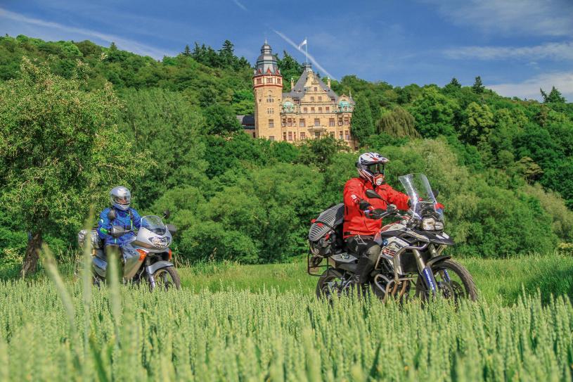 Schloss Wolfsbrunnen.