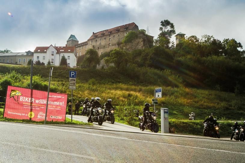 Burg Hohnstein.