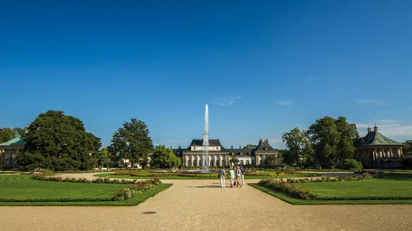 Der Lustgarten.
