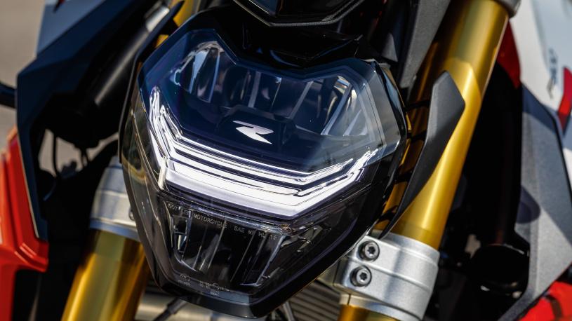 BMW F 900 R - Adaptives Kurvenlicht