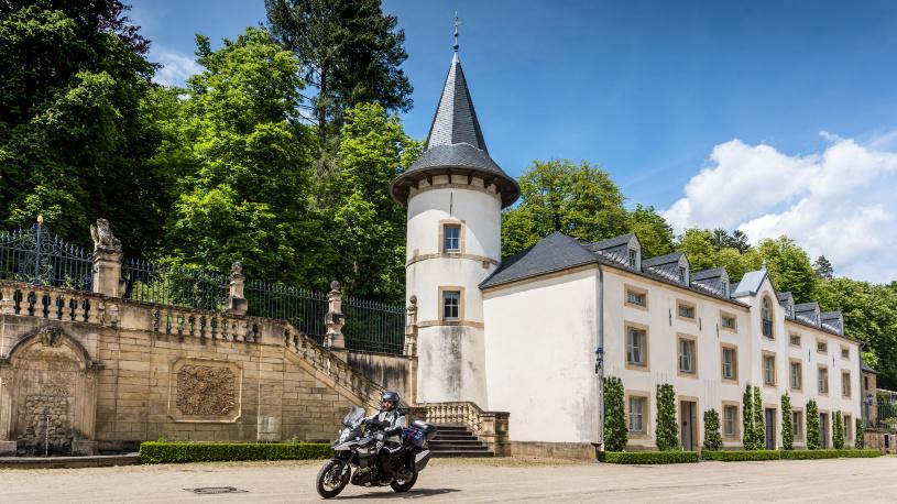 Motorradtour: Luxemburg