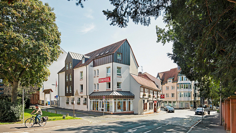 Hotel & Gasthaus Zum Goldenen Ochsen am Schlossgarten