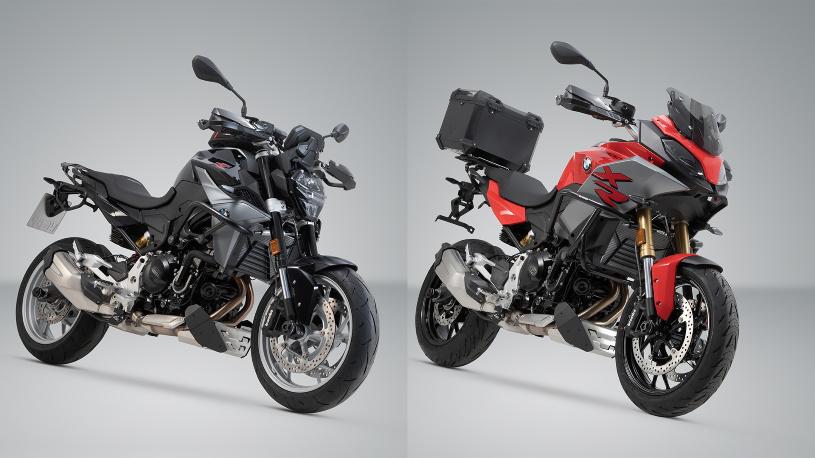 SW-MOTECH Zubehör für die neuen BMW-Modelle F 900 R und F 900 XR