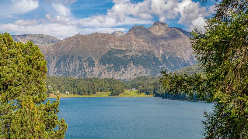 Motorradtour durch die Alpen