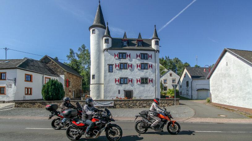 Burg Dreis in Dreis-Brück
