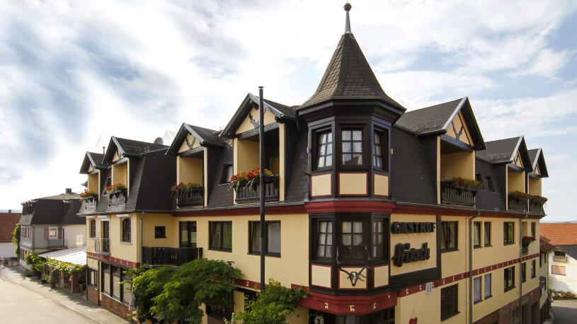 Hotel Hirsch Odenwald