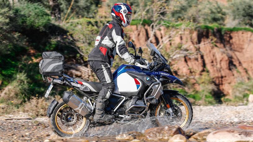 Motorradtest: BMW R 1250 GS Adventure