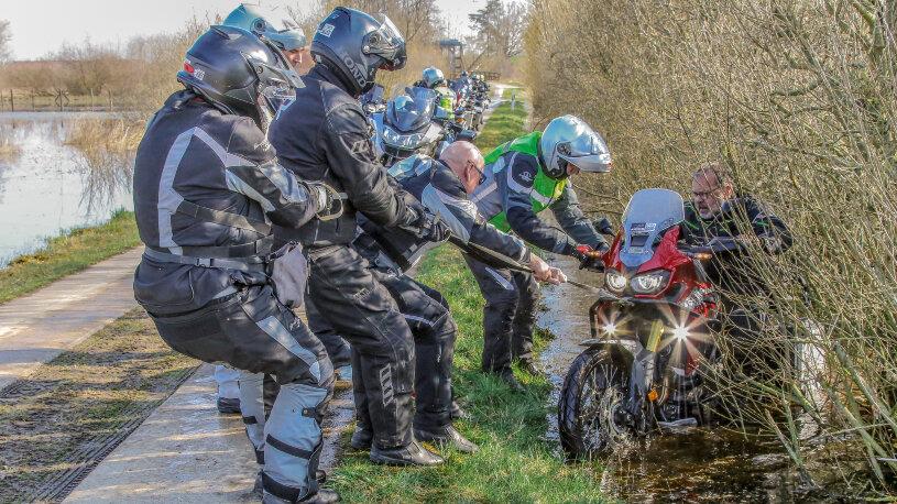 Motorradreise Deutschland