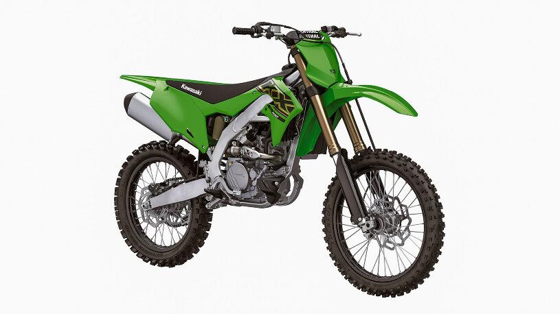 Kawasaki präsentiert die Motocrosser KX250 und KX450 für 2021