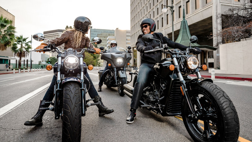 Indian Motorcycle Test Ride Competition