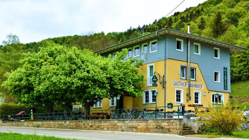 Motorradhotel Landgasthof Bahnhof