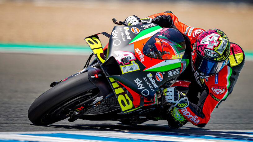 MotoGP Jerez 2020 26. Juli