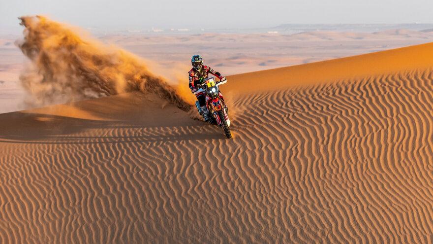 Honda und die Rallye Dakar: Abenteuer ohne Ende