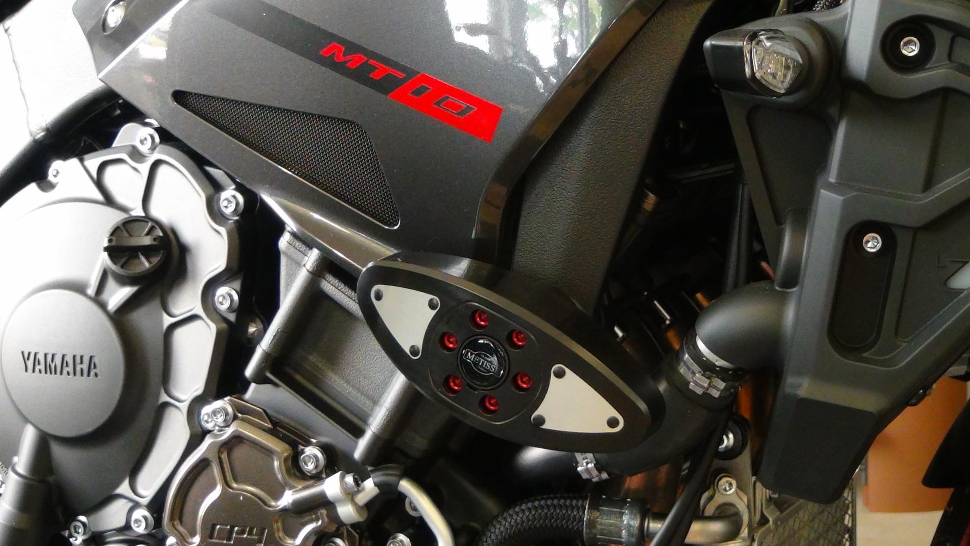 Metisse Sturzpads für die Yamaha MT-10 | Motorrad &...