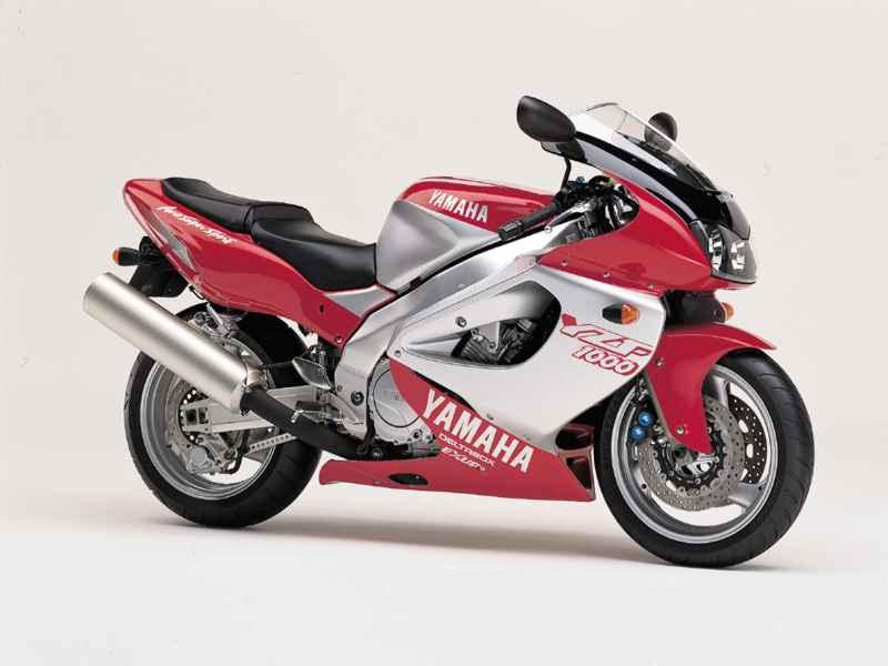 Yamaha Yzf R Abs