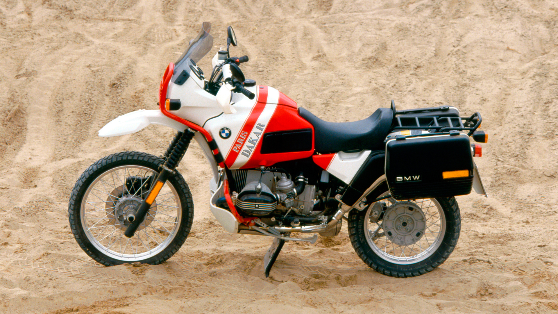 bmw r 100 gs paris dakar baujahr 1993 datenblatt technische details. Black Bedroom Furniture Sets. Home Design Ideas