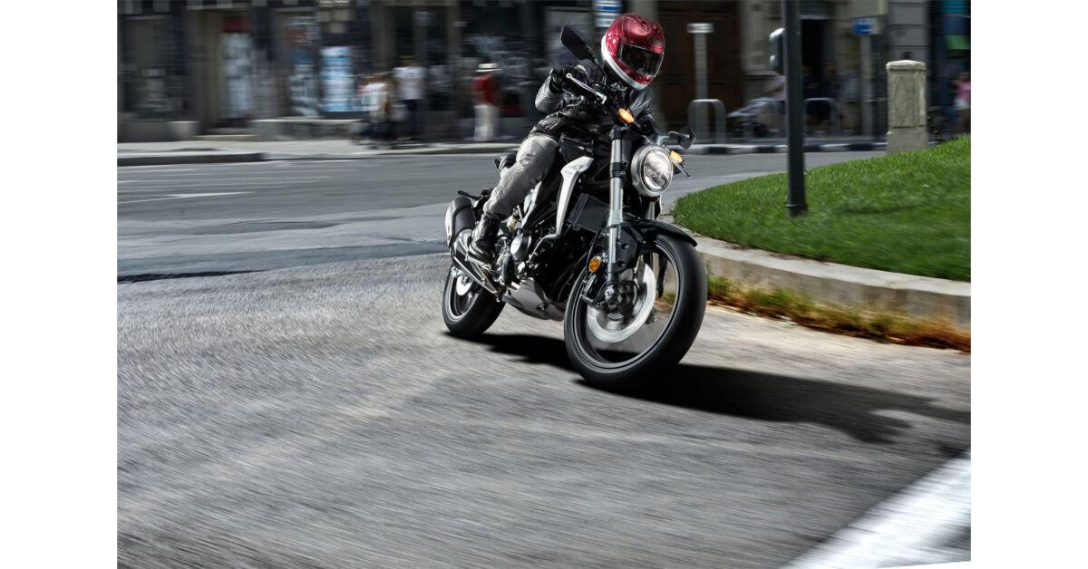 Honda CB300R - Vorgestellt auf der EICMA | Motorrad ...