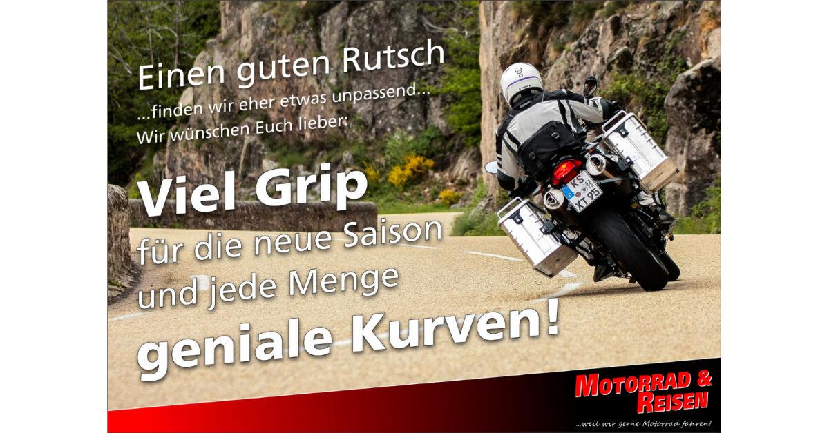 Motorrad & Reisen wünscht besinnliche Weihnachten & ...