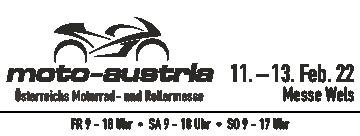 moto-austria - Österreichs Motorrad- und Rollermesse