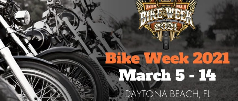 Daytona Bike Week 2021