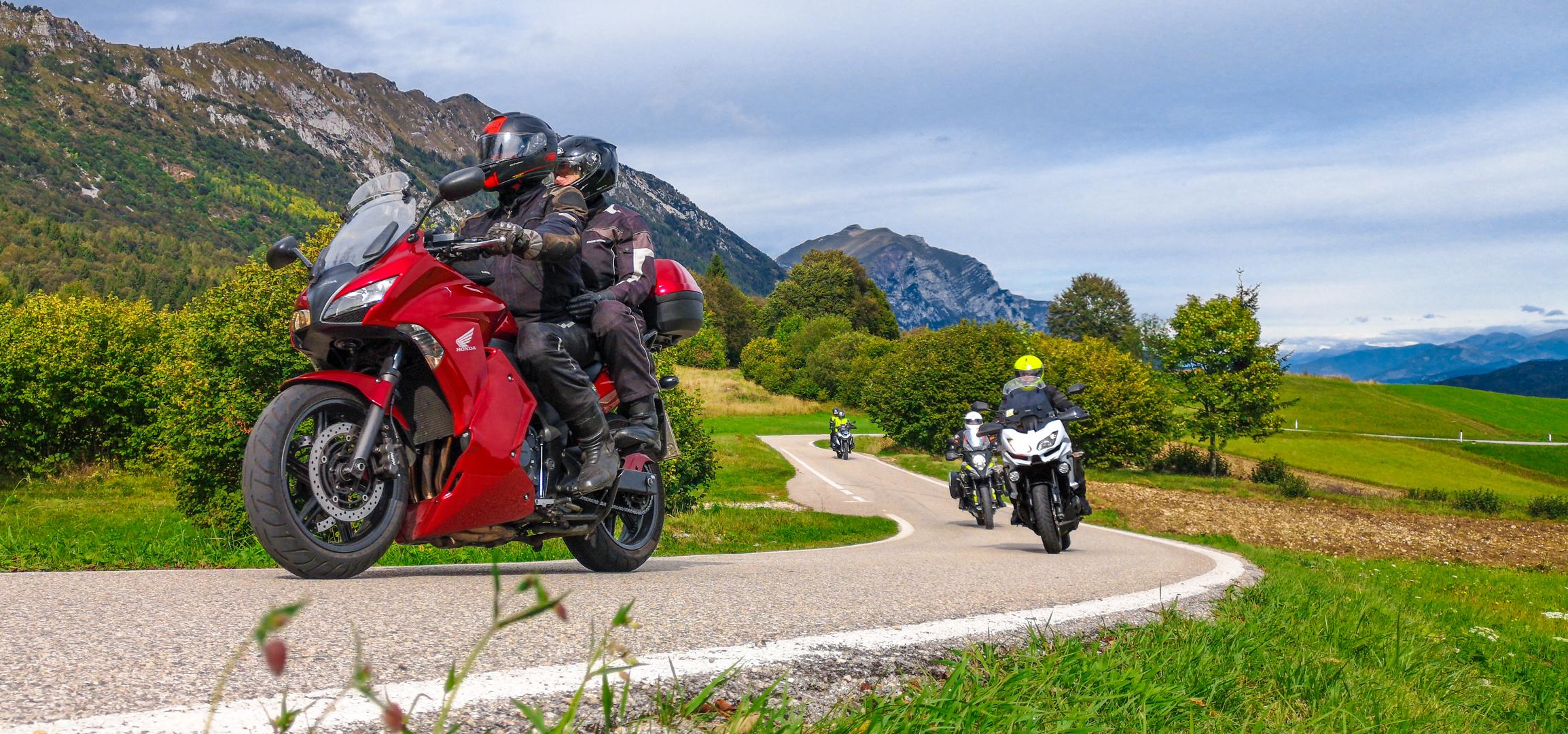 Motorradreisen bei Motorrad & Reisen - etwas besonderes Erleben