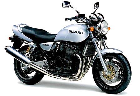 Suzuki GSX 750 F 750 cm³ 1998 - Alajärvi - Moottoripyörä