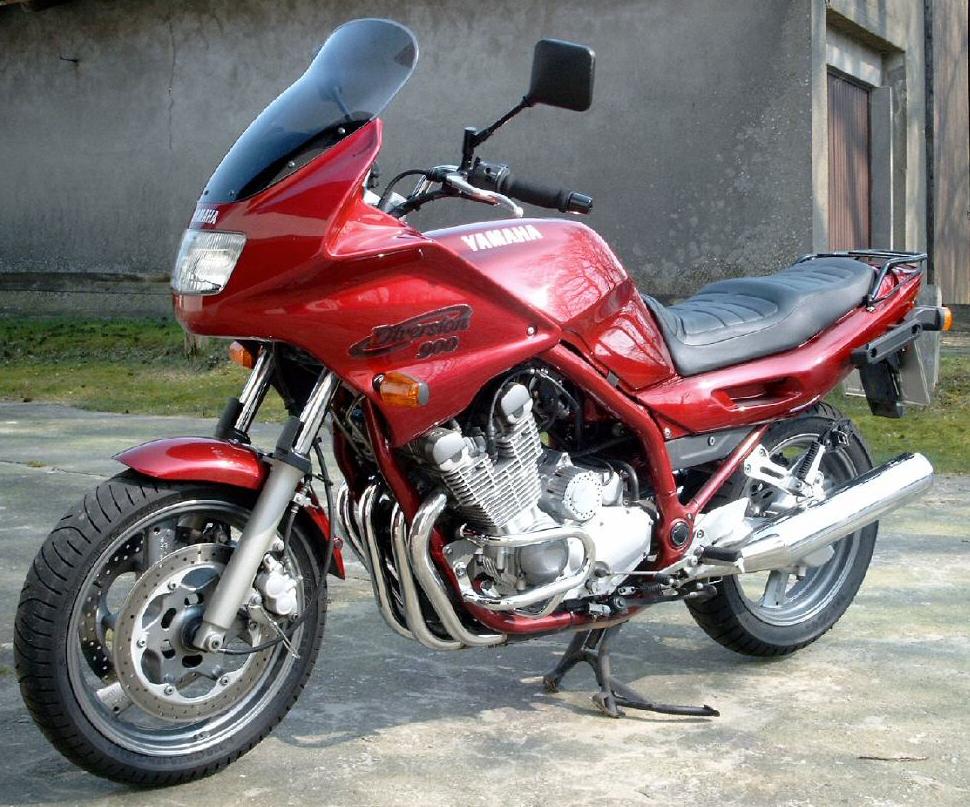 Yamaha XJ 900 S Diversion rej. PL pewny sprzęt POLECAM