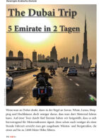 Download - The Dubai Trip - 5 Emirate in 2 Tagen