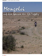 Download - Mongolei – auf den Spuren der GS Trophy