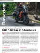 Dauertest: KTM 1290 Super Adventure S