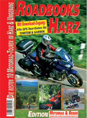 Roadbooks Harz