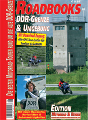 M&R Roadbooks DDR & Umgebung