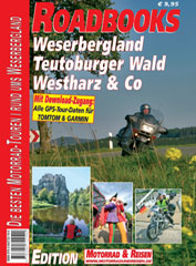 Roadbooks Weserbergland
