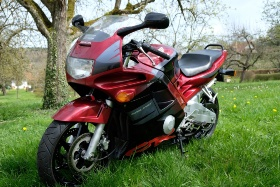 Honda CBR 600F Supersport