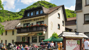 Neu bei M&R-Motorradhotels: Pension Scheid (Loreley-Rheintal)