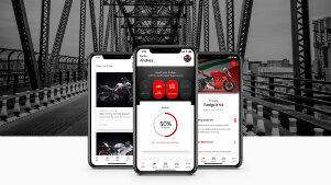 MyDucati App: Ducati überall und jederzeit