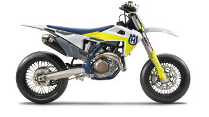 Husqvarna Motorcycles stellt die FS 450 2021 vor
