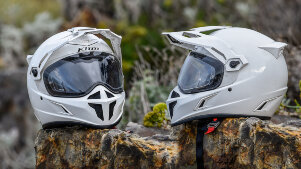 Adventurehelm im Test: Klim Krios