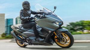 Sportroller: Yamaha TMAX 560